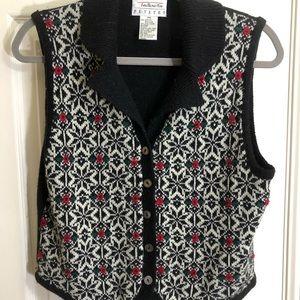 Ugly Christmas vest-M